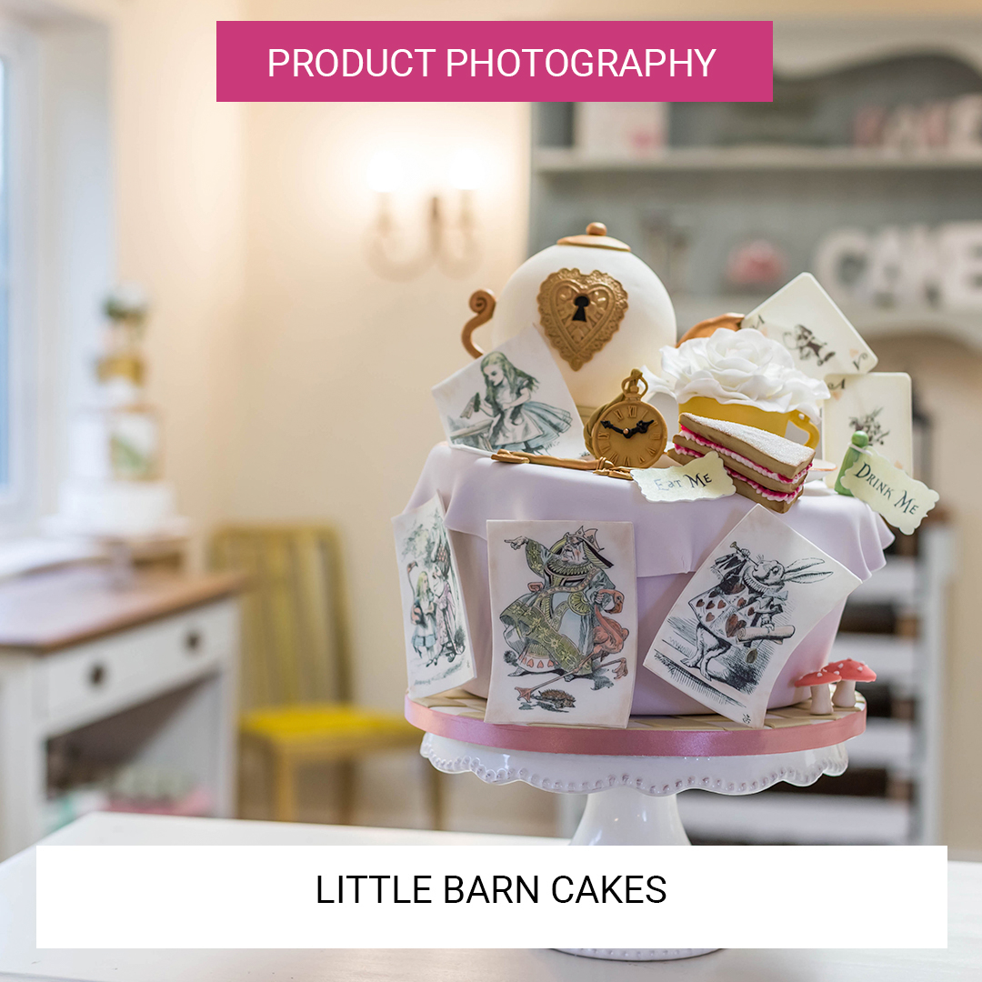 Little Barn Cakes | Product Photography