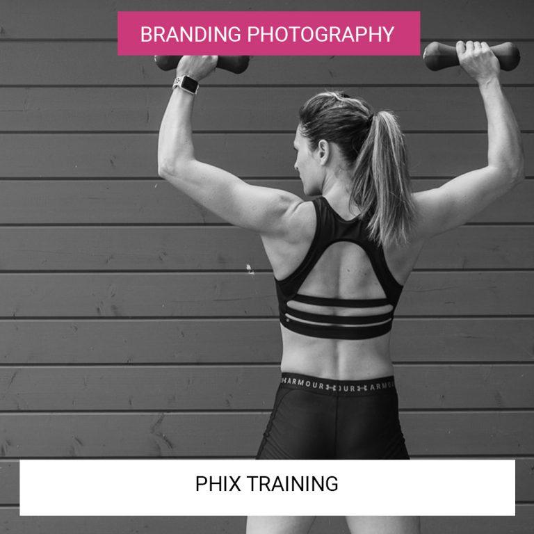 Phix Training | Brand Photography