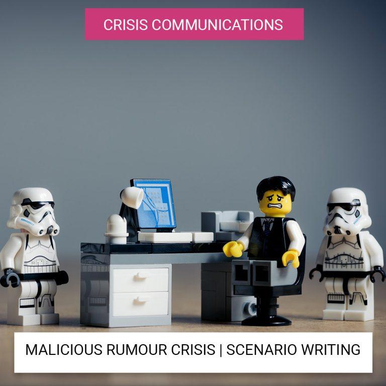 malicious rumour