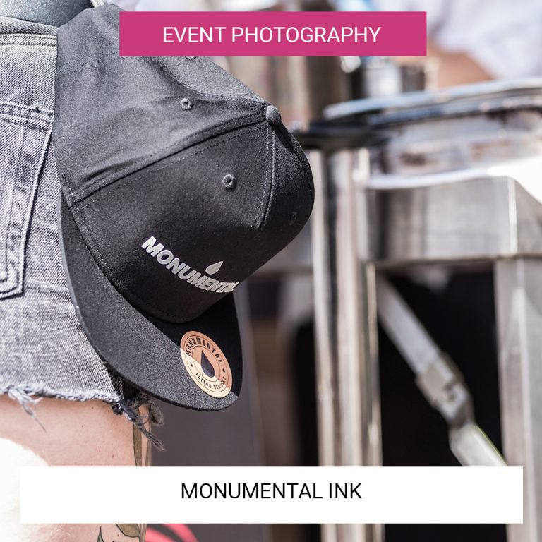 Monumental Ink | Event Photography