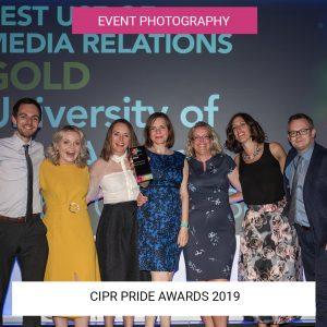 CIPR PRide Awards 2019