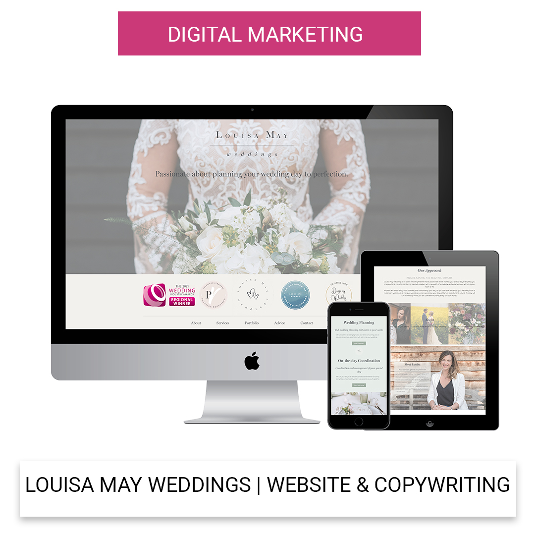 Louisa May Weddings