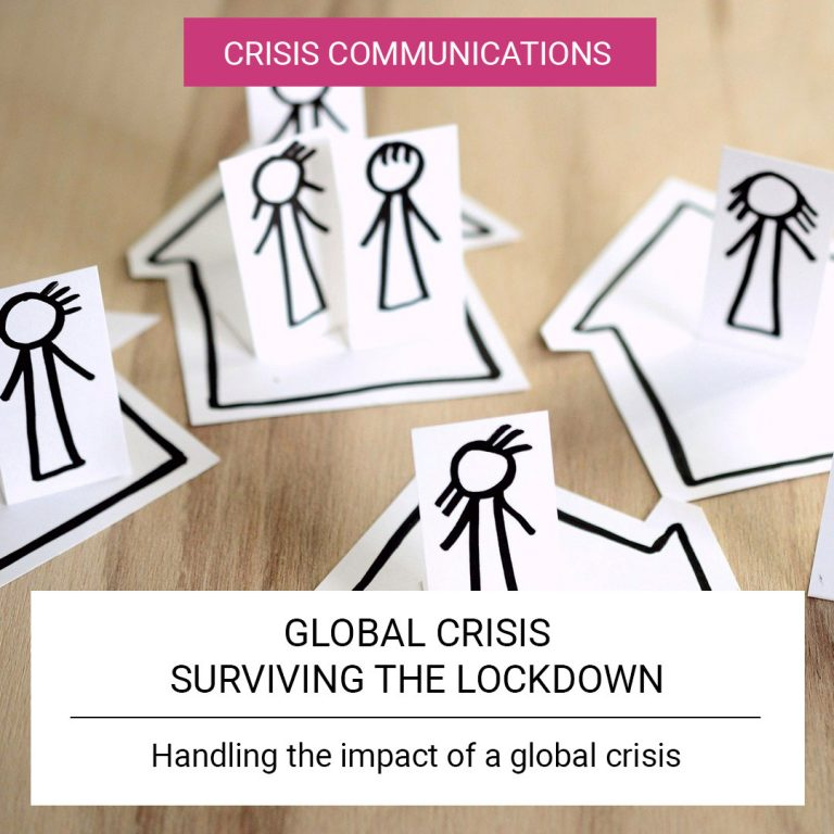 Global Crisis Surviving the Lockdown