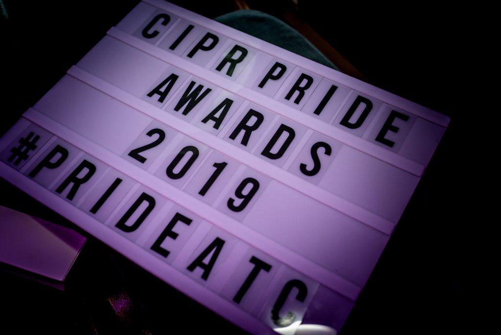 CIPR PRide Awards 2019 | © Knight Media Communications