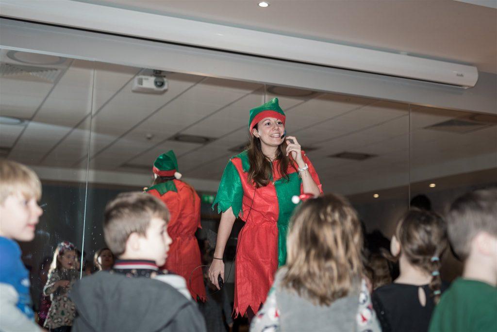 David Lloyd Colchester | DL Kids Christmas Workshop