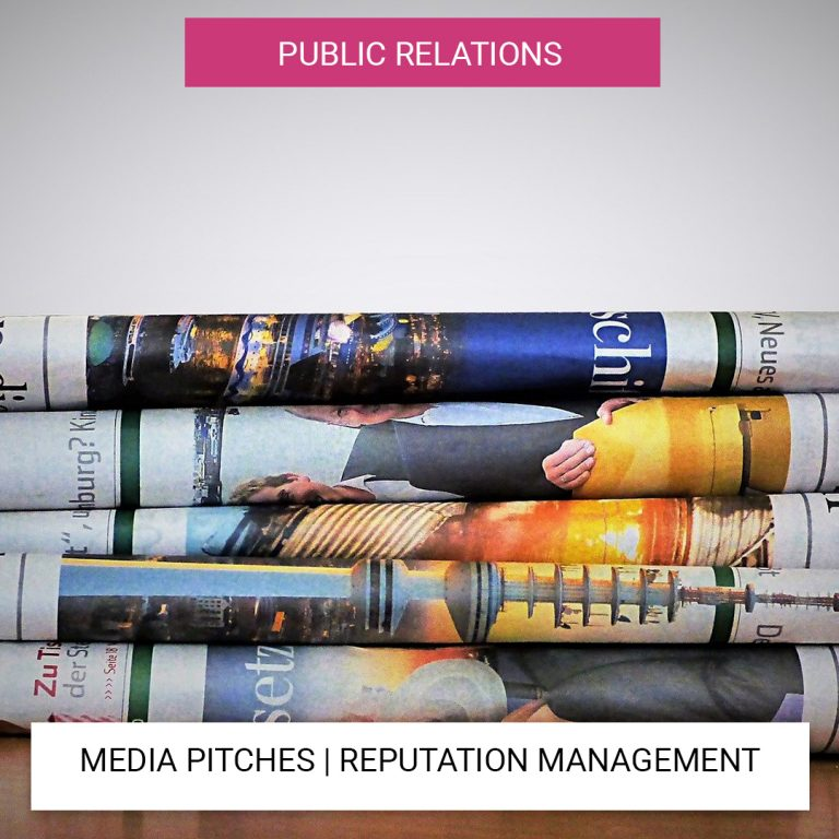 media pitches