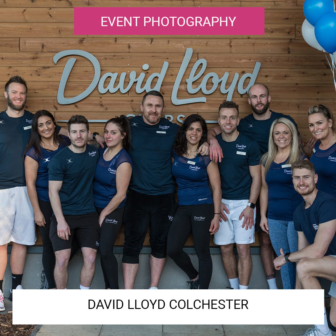 David Lloyd Colchester | Events