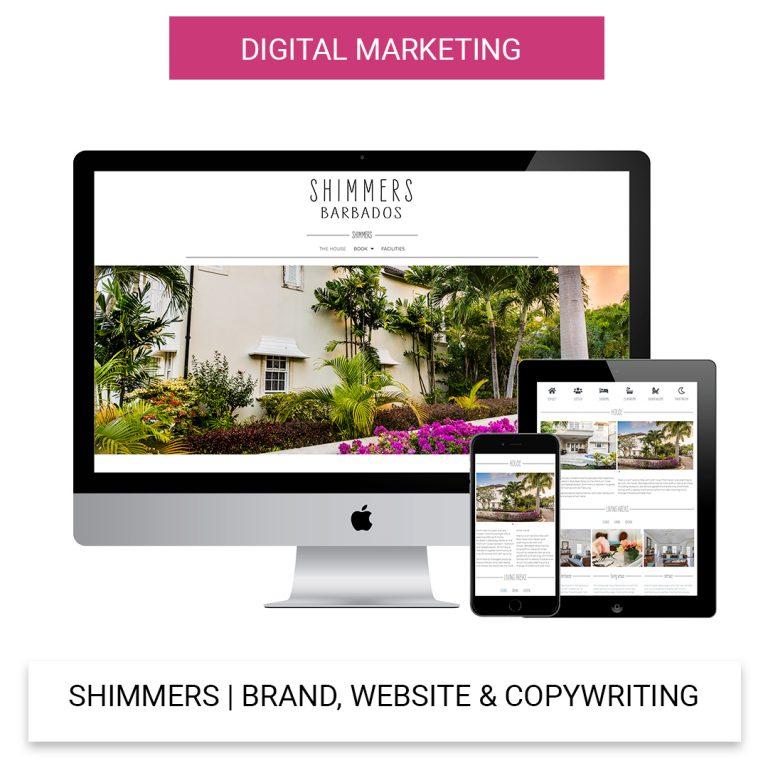 Shimmers website