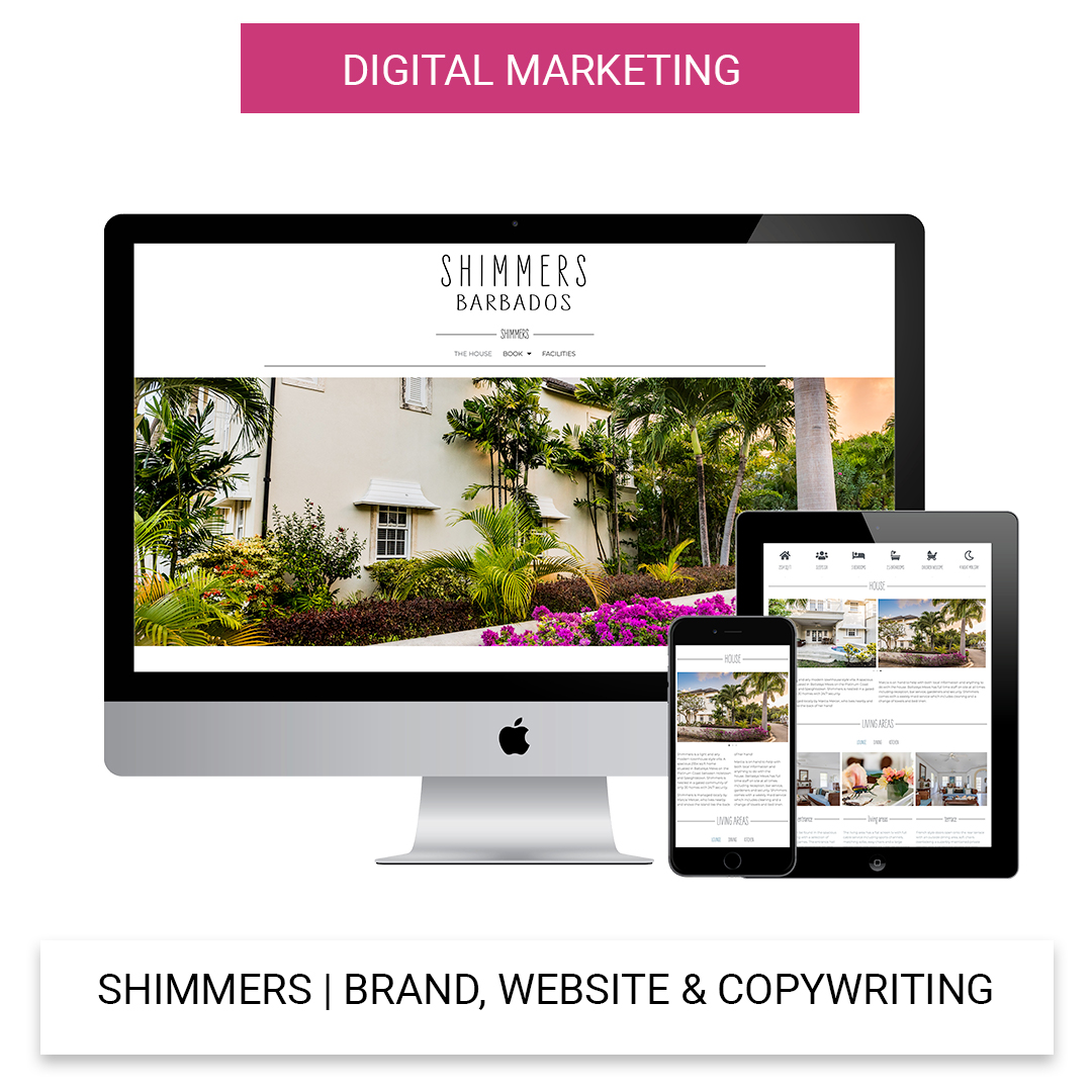 Shimmers website
