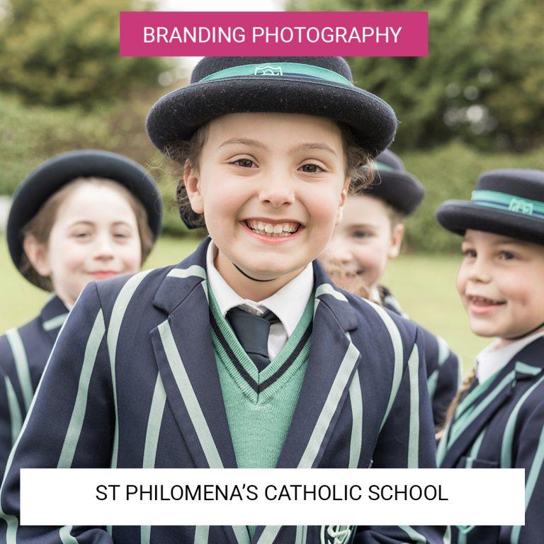 St Philomena's - Brand Photography
