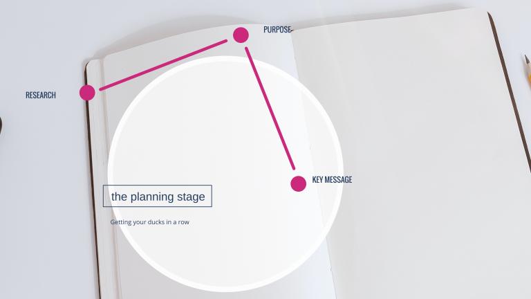 Email Marketing Webinar - Planning Phase