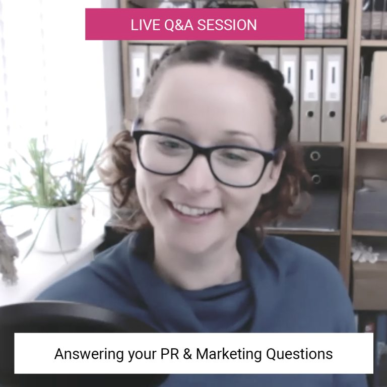 Live Q&A Ask Me Anything
