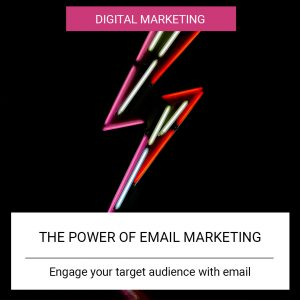 power email marketing